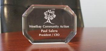 Paul Salera paper weight