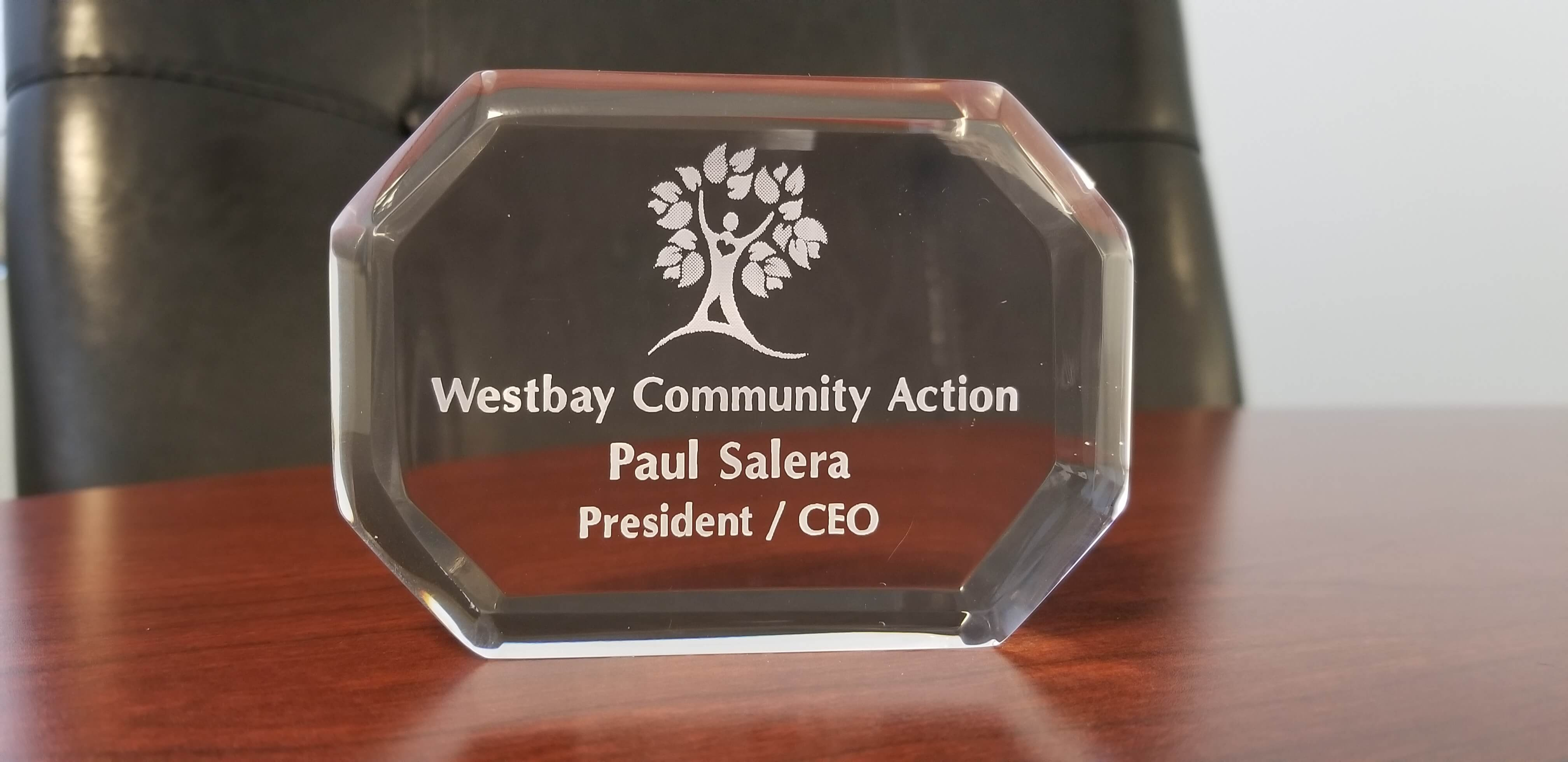 A note from our President/CEO   Westbay Community Action